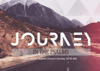 Journey in the Psalms